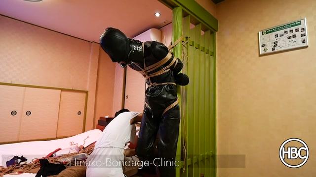 Watch Online Porn – Hinako Bondage Clinic – Leather Suspension Hitachi Forced Orgasm (MP4, FullHD, 1920×1080)