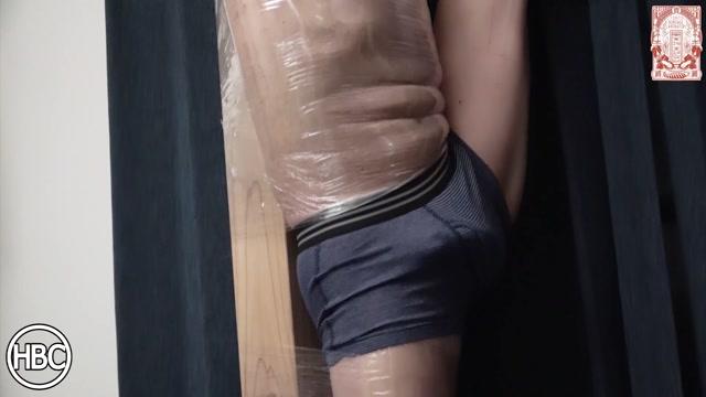 Hinako House of Bondage - Casual Mummification Turns into Painful Foot 00007