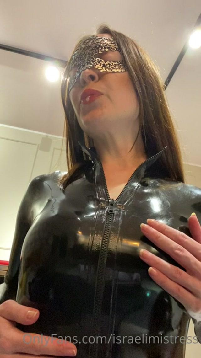 Jardena Mistress In Scene: Catch My Tasty Spit – ISRAELI GODDESS 00010