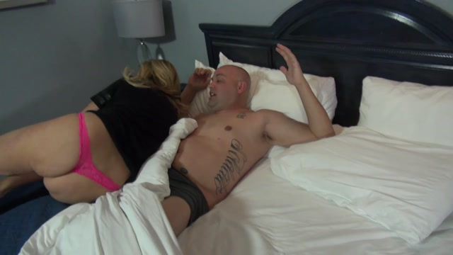 Jodi West Sharing A Hotel Room With My Stepson 00004