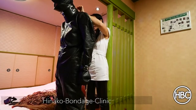 Watch Online Porn – Leather Suspension Hitachi Forced Orgasm of Hinako House of Bondage studio (MP4, FullHD, 1920×1080)