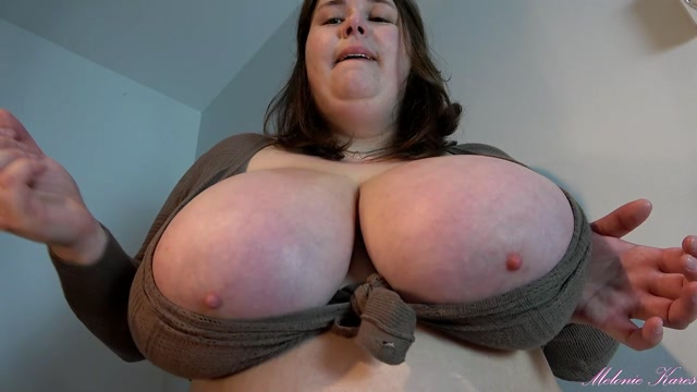 Melonie Kares - Busty Mommy needs cum impregnation JOI 00007