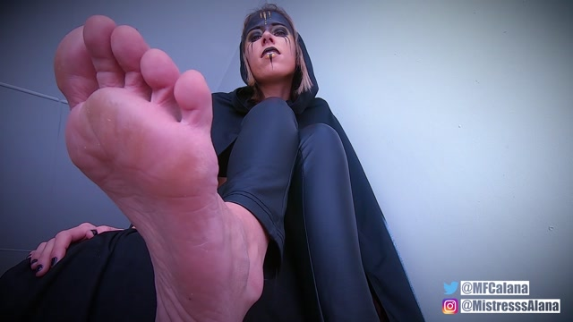 Mistress Alana - Church of Feet - Your new religion pt 2 00001