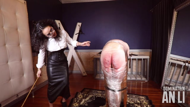 Mistress An Li - Beaten Submission - Part 3 - Whipping and Caning 00011
