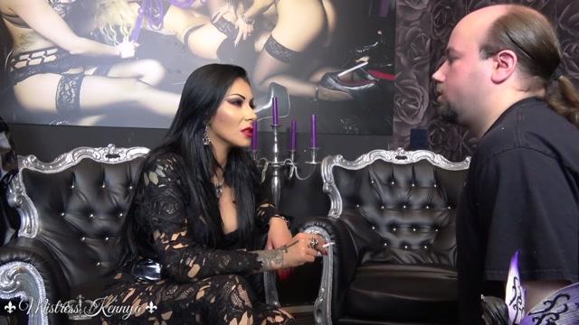 Mistress Kennya - Three Reasons why - Smoking 00008