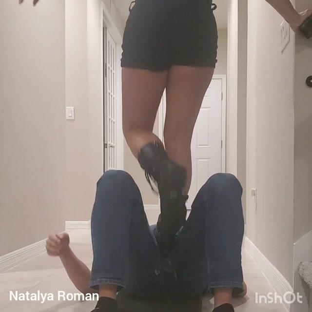 Natalya – Boot Busting 00004