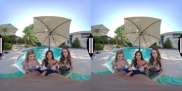 NaughtyAmericavr presents Summer Vacation 14 - Alexia Anders, Harlow West, Jackie Hoff 00000