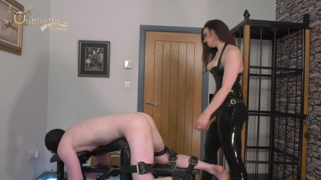 Oubliette - Goddess Serena - Test Out My New Cock - Strap-On 00015