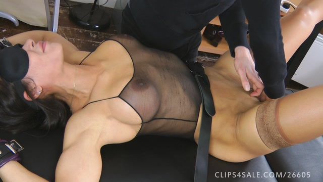 UKTickling - Angelina Is Tickled, Teased & Made To Cum! 00003