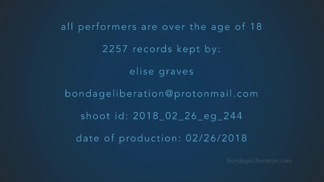 Bondage Liberation: February 26, 2021 – Elise Graves, Hinako, Chiaki_In Hog Heaven – Hair Pulling BDSM Japanese 00013