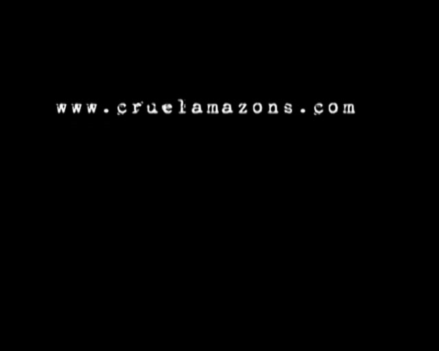 Cruel Mistresses - Cruel Amazons - Did You Steal - Whipping and Caning 00000