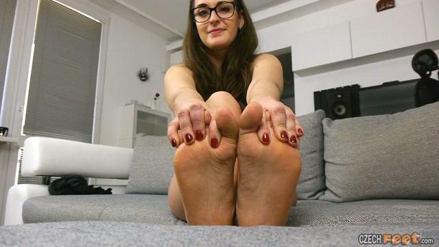 Czech Feet - 07-12-2020 Maria - Bare feet 00006