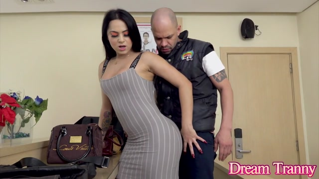 Dreamtranny presents Andressa Paiva Two Dicks In A Trans Ass – 16.07.2021 00000