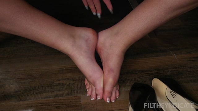 Filth Syndicate - KINKY JOI - Kayleigh Coxx in Foot Lover 00013