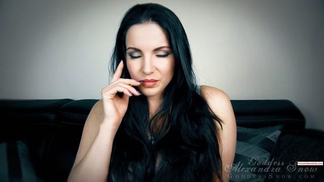 Goddess Alexandra Snow – Cum Obsession Trance CEI – $15.99 (Premium user request) 00003