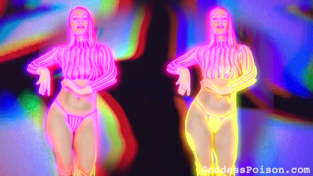 Goddess Poison - Psychedelically Seduced 00004