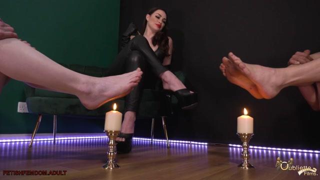 Gynarchy Goddess - Goddess Serena - The Candle Challenge 00011