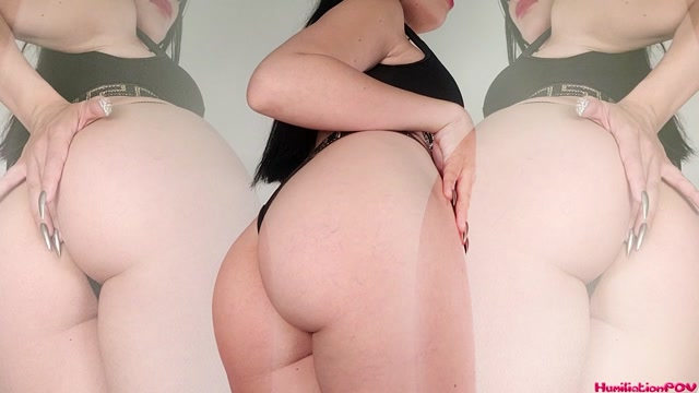 Humiliation POV - Miss Tifany - Pray To My Ass With Your Wallet In Your Mouth 00014