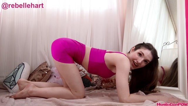 Humiliation POV - Rebelle Hart Your Addiction Is Ruining You But You're Too Stupid To Stop 00003