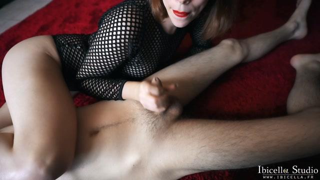 Ibicella - Sweet trick for a ruined orgasm - handjob 00000
