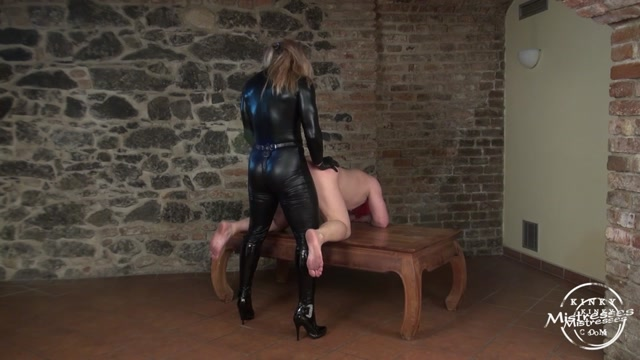 Kinky Mistresses - Madame Mysteria - Strap on Fun In Prague 00004