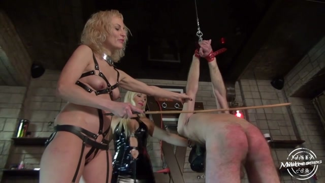 Kinky Mistresses - Mistress Marta - Used by The Mistress And Her Slave Girl 00012