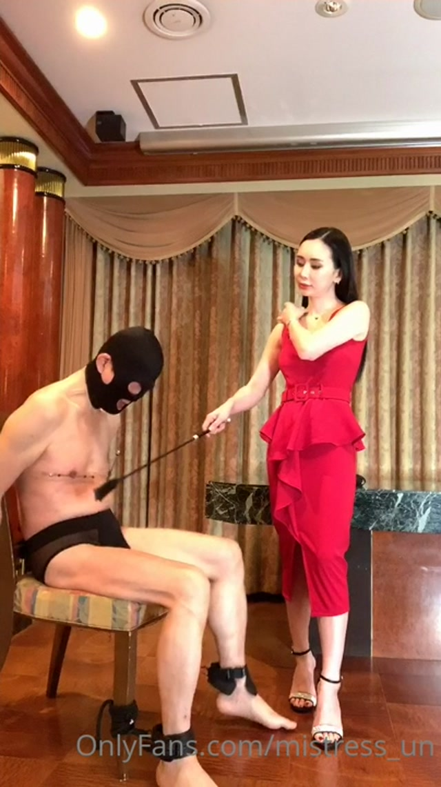 MISTRESS un - Nipples and whip 3 00010