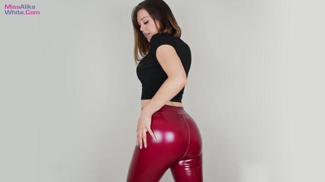 Miss Alika White - Ultimate Ass Worship Goon 00014