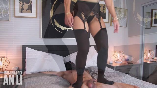 Mistress An Li - Jump and Trample 00001