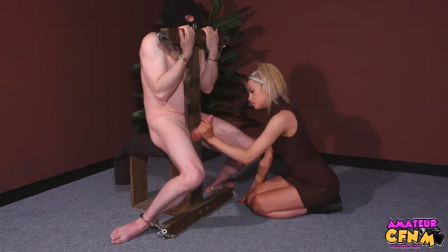 Ruined On A Bench - Amateur CFNM - Chloe Famee 00011