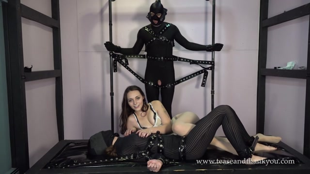 Tease and Thank You - Lucid Lavender - ISO Girls Dream Clip - Lesbian Domination 00004