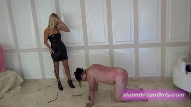 The Mean Girls Princess Cindi 1st Time Whips 4 Princess Chanel 00011