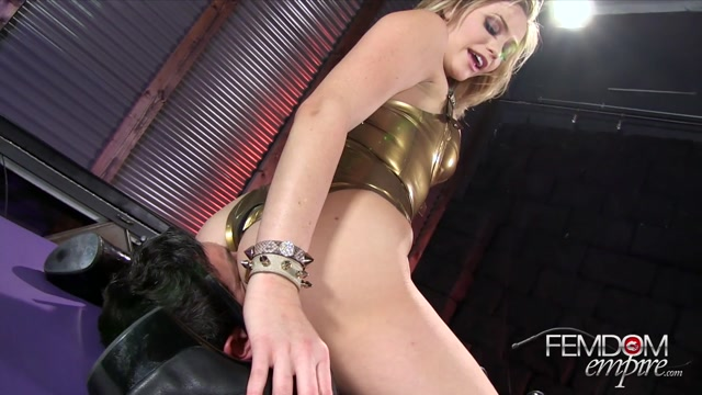 Vicious Femdom Empire - Mia Malkova - Punished by Ass - Ball Abuse 00002