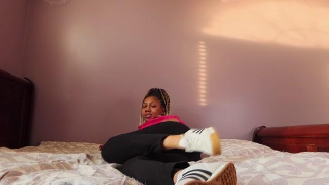 mistressmaryjan after workout yoga pants tease 00009