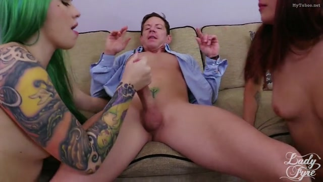 Anal Delinquent Babysitters Blackmailed - Taurus Angel & Raquel Roper 00003