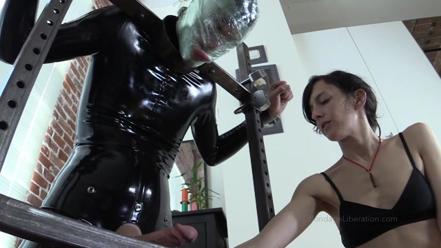 Bondage Liberation - That Makes My Cock Hard 00013