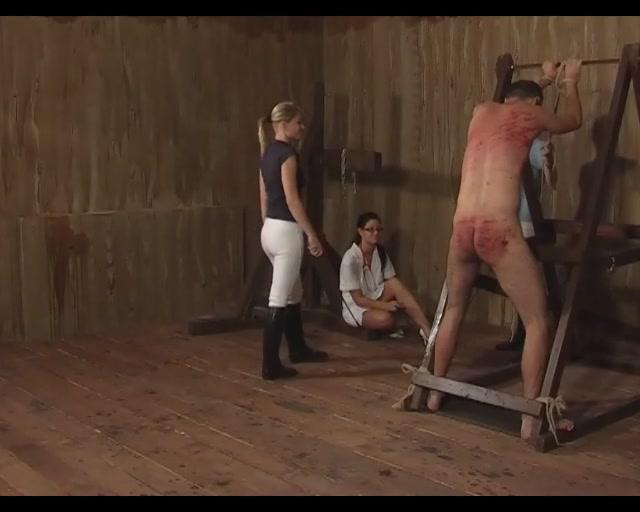 Cruel Amazons - Larissa Suzy Black Lady - The Sick Horse Slave 00009