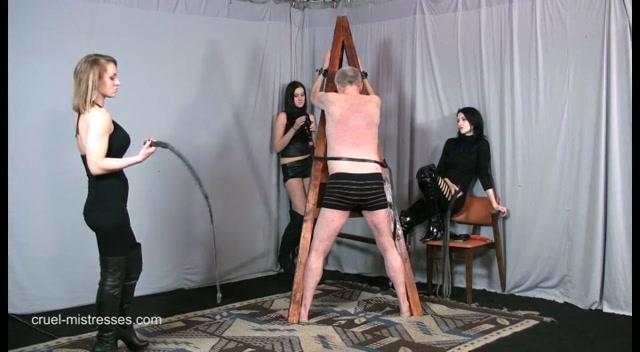 Cruel Mistresses - Cruel Amazons - Teaching The New Mistress 00004