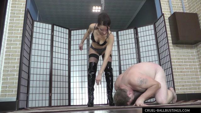 Cruel Mistresses - Mistress Bella - Delicious spit and hard kicks 00002