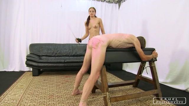 Cruel Punishments - Severe Femdom - Anette's cruel seance 00001