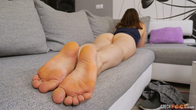 Czech Feet - 01-03-2021 Patricie - Bare feet & Shoes & Socks 00015