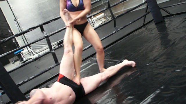 Dirty Wrestlin Pit - SEXBATTLE RING Bout #14 - HURT HIM 00015