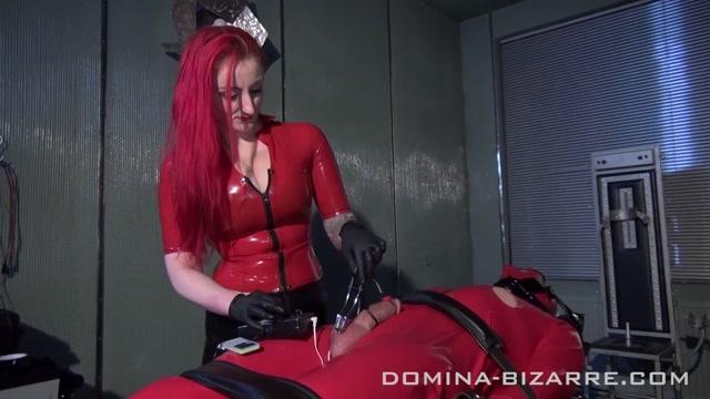 Domina Bizarre - Goddess Of E-Play Part 1 00011