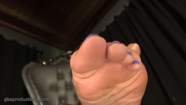 Ginary - Nikki Brooks - POV Foot Worship JOI 00003