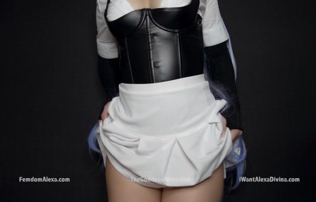 Goddess Alexa Divina - Your New Life as my Sex Slave 00005