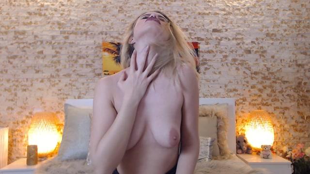 Goddess Natalie - Burlesque cock tease 00012