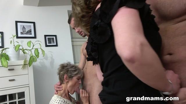 GrandMams presents Koko Blonds, Irenka S, Koko Blond - Granny Orgy – 11.08.2021 00006