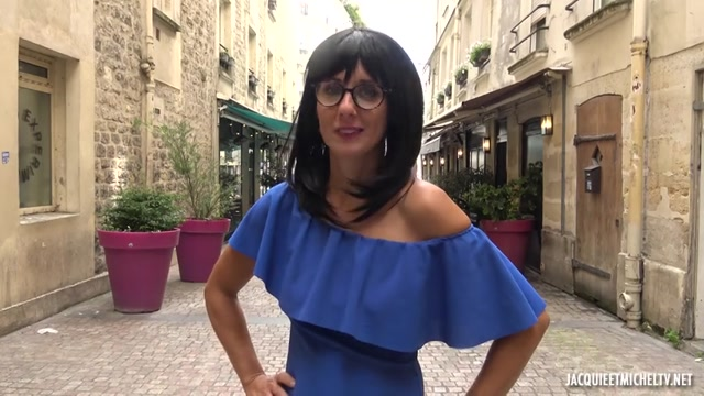 JacquieEtMichelTV presents Marie & Candie Toydoll - Marie, 42, Stands Out – 20.08.2021 00000
