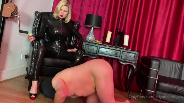 Lady Phoenix - Lunch Is Served - All Slaves Need Feeding 00012