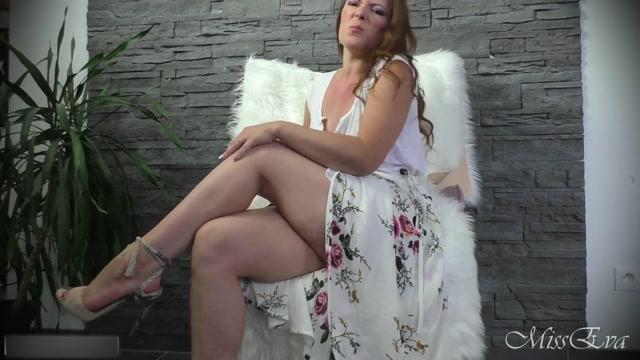 Miss Eva - Tease ruined orgasme et Cei pour mon cul 00015
